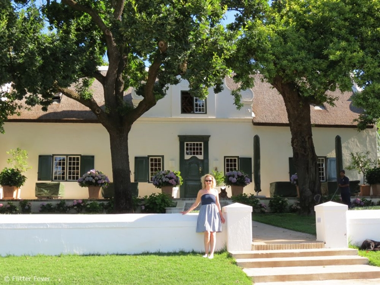 Super cute authentic house next to Peter Falke in Stellenbosch