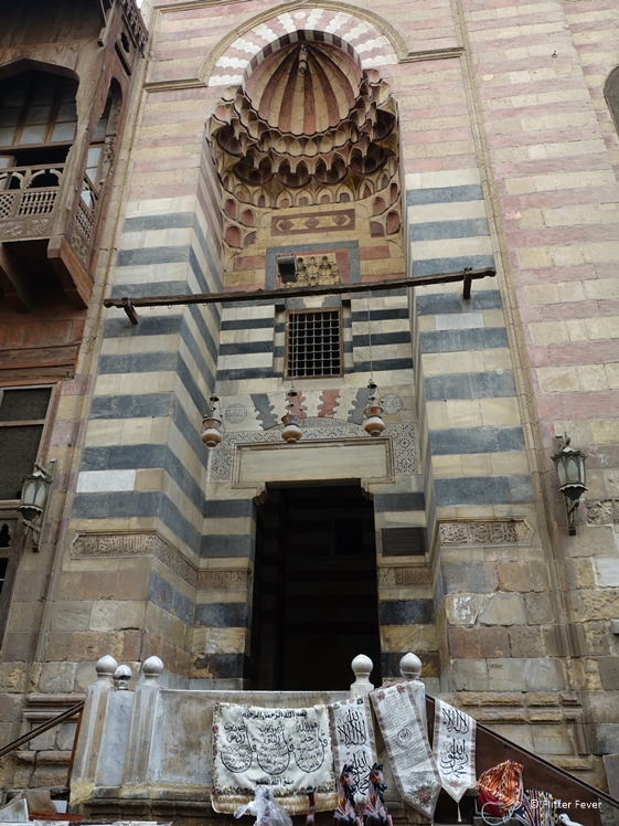 Khan El-Khalili souk Cairo
