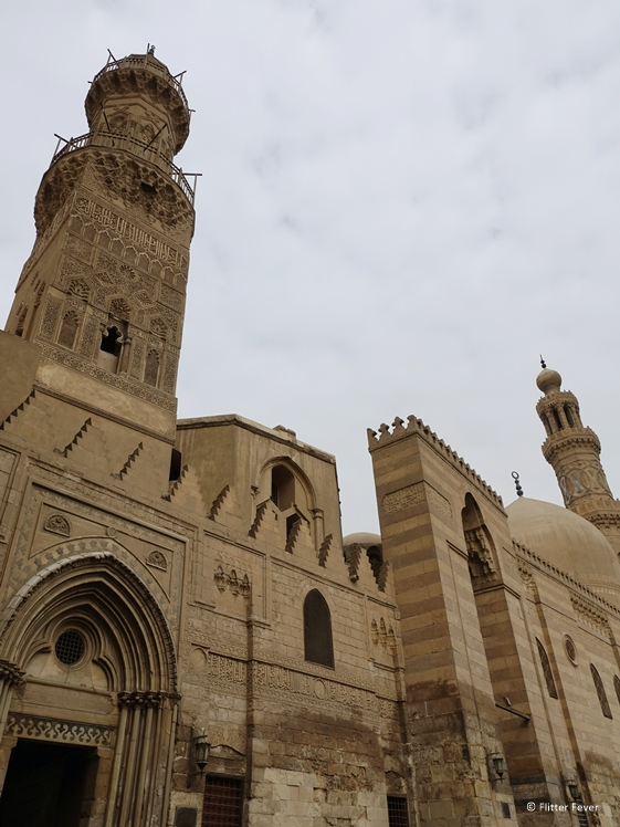 Qalawun Complex in Historic Cairo Al-Muizz Street