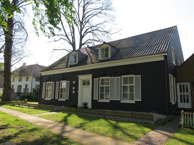 Beautiful renovated house in Drenthe from 1787
