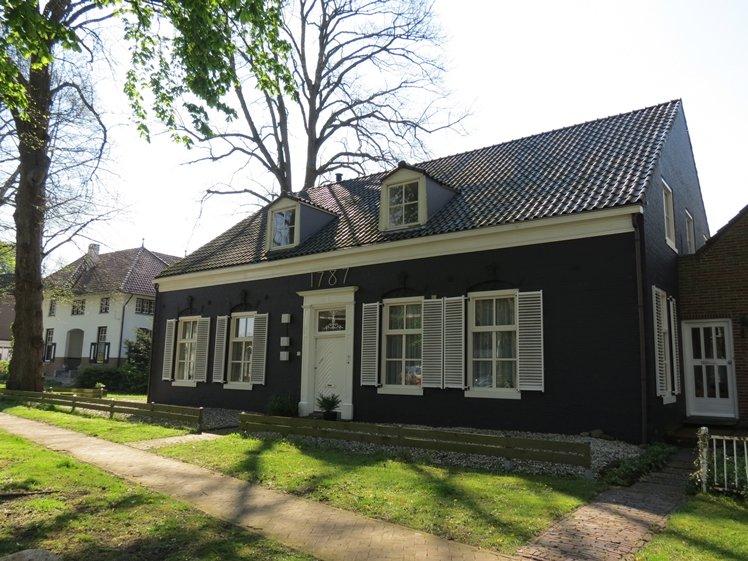 Prachtig gerenoveerd huis in Drenthe uit 1787