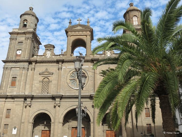 Cathedral of Santa Ana in Las Palmas de Gran Canaria