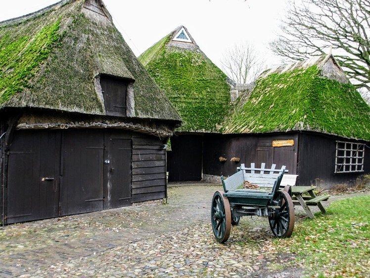 Boerderij in Orvelte Drenthe (foto Is-A via Pixabay)