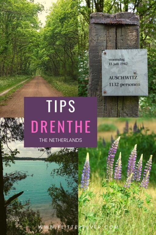 Tips Drenthe Pinterest post