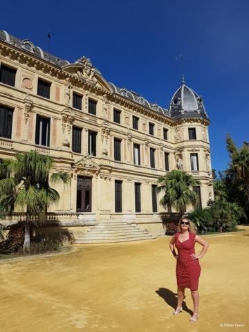 Vinatage dress Jerez de la Fronterra Spain