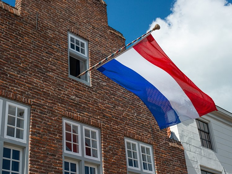 The Netherlands was liberated from the Nazis in World War 2 on May 5, 1945