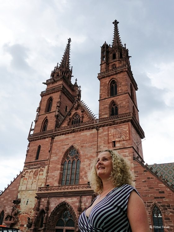 Basel Minster (cathedral)