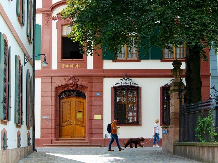 Basel street life