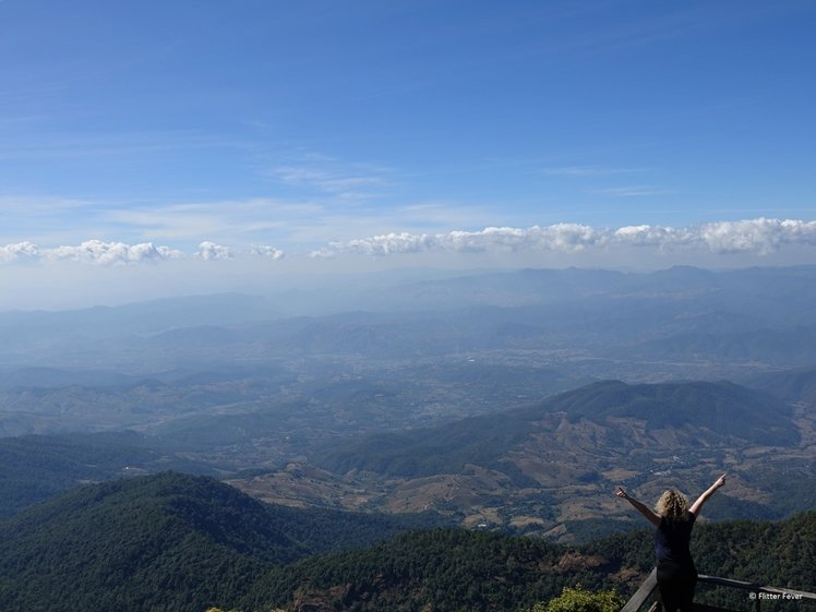 Doi Inthanon Thailand