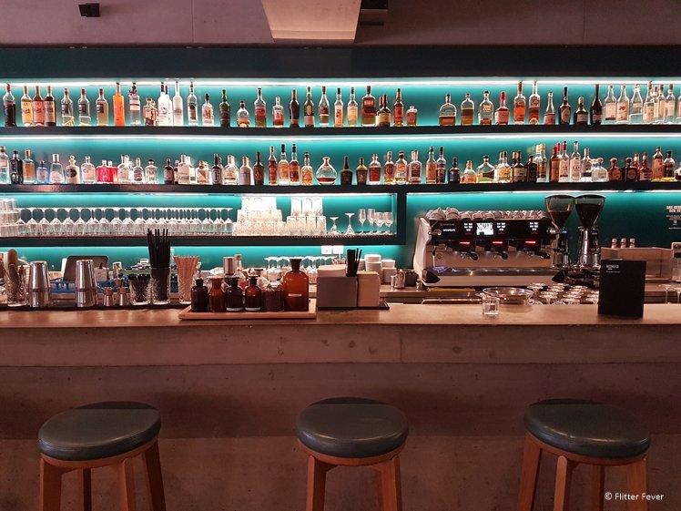 Nomad Design and Lifestyle Hotel Basel bar