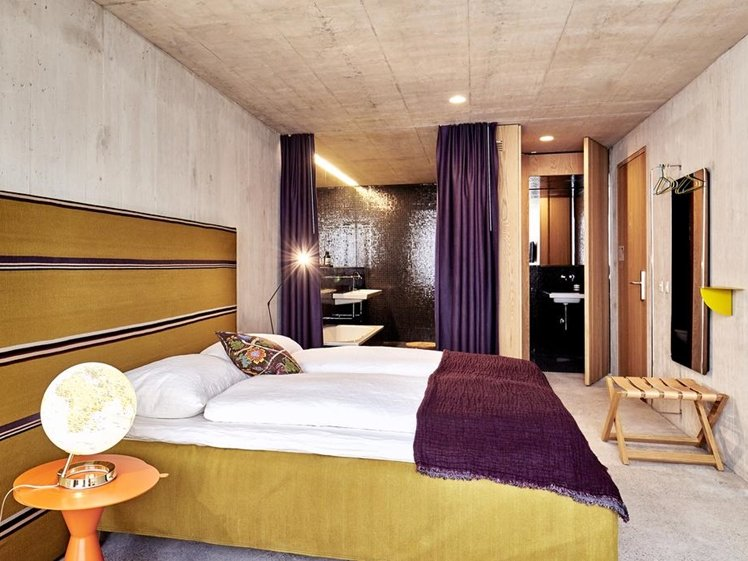 Nomad Design and Lifestyle Hotel Basel room