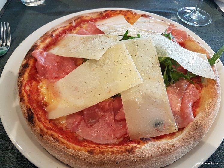 Pizza Fiorentina in Basel