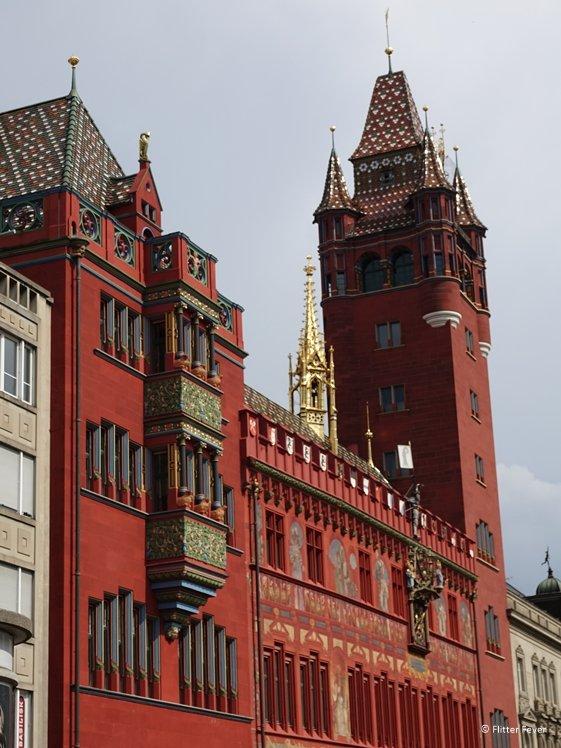 Rathaus Basel Town Hall