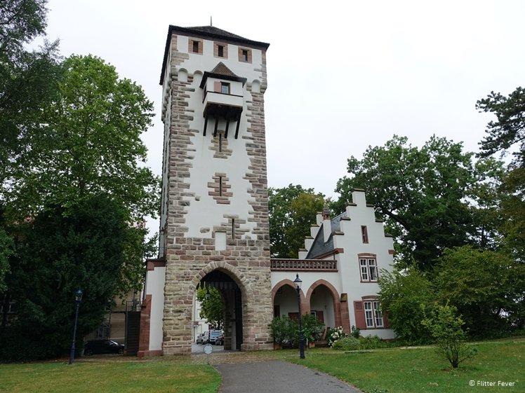 St. Alban-Tor gate Basel