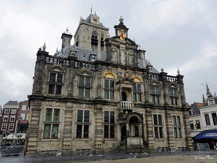 Town Hall Delft (stadhuis)