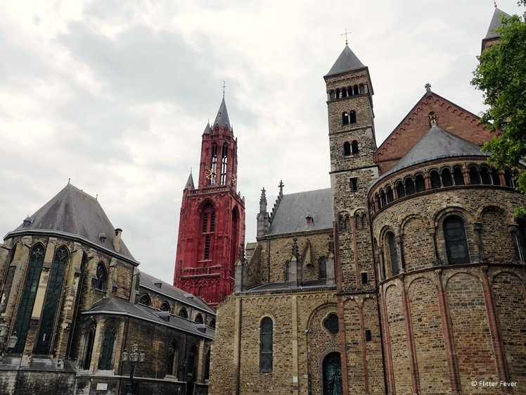 Basilica of Saint Servatius and Saint John's Church in Maastricht