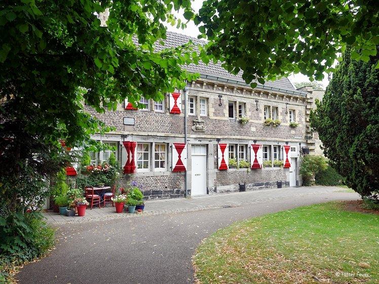 Faliezusterspark in Maastricht