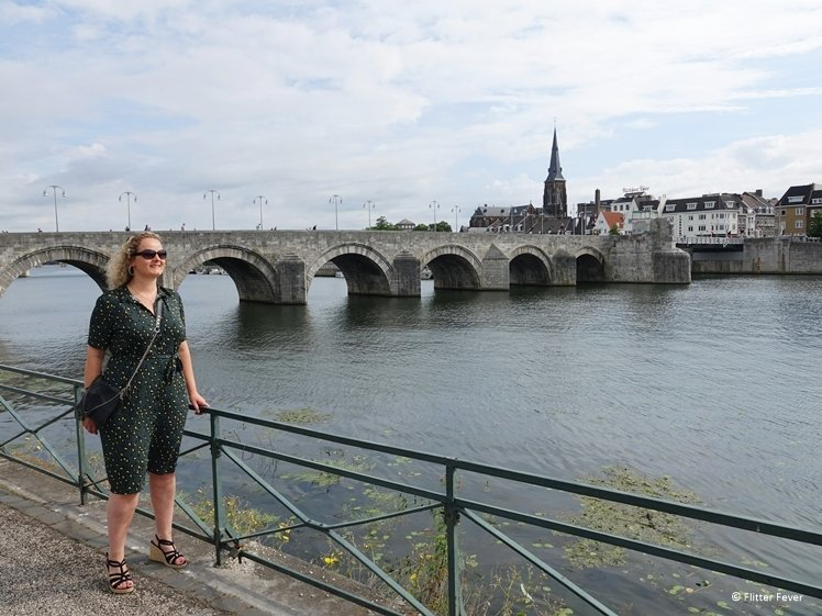 St. Servaasbrug in Maastricht