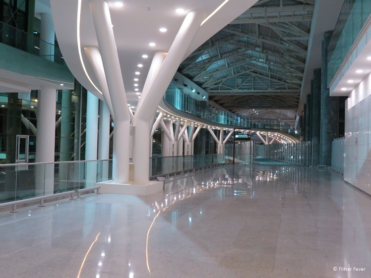 Izmir Adnan Menderes Airport Turkey