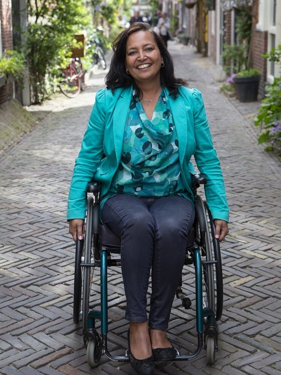 Claudia Koehoorn, therapeute die vrouwen in hun kracht zet
