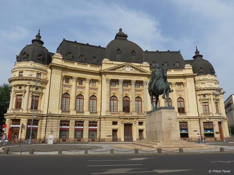 Fundatiunea Universitara Carol I Bucharest