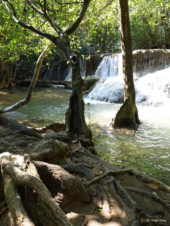 Level #7 Rom Klao or Romkaev waterfall Huay Mae Khamin