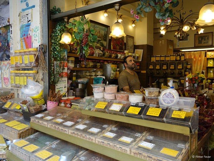 Levinsky Spice Market Tel Aviv