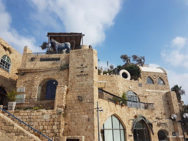 The Ilana Goor Museum in Jaffa Tel Aviv