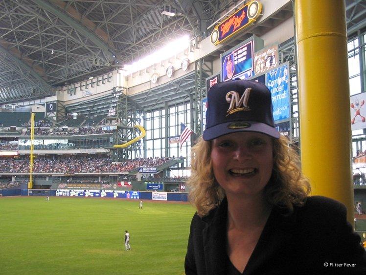 Milwaukee Brewers baseball game