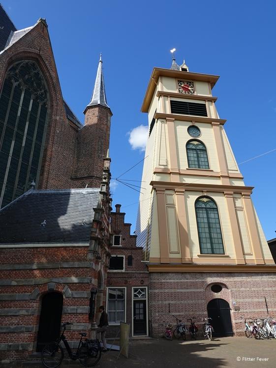 De Westerkerk in Enkhuizen