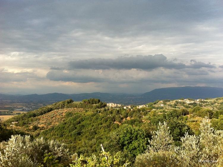 Fietsen door Italië is pittig maar levert mooie uitzichten op