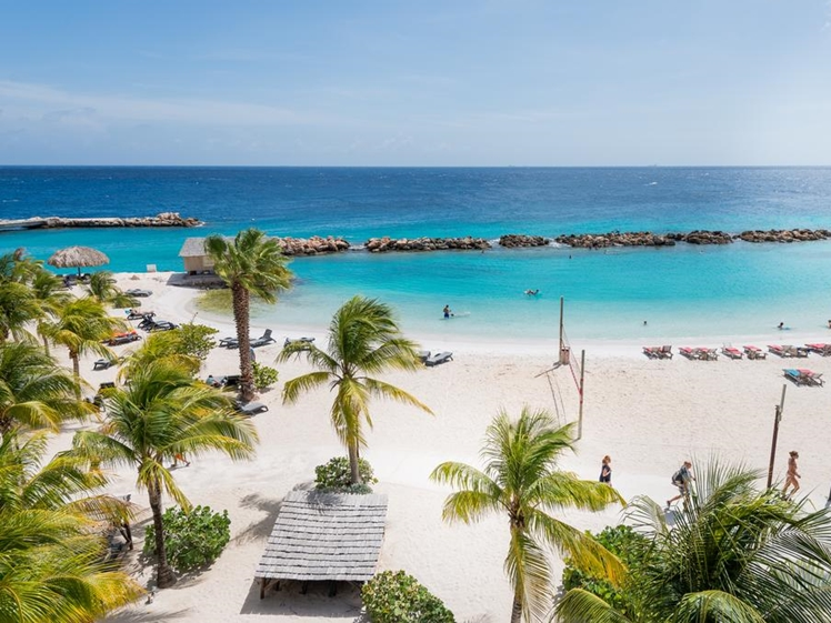 LionsDive Curaçao hotels Curaçao strand zwembad