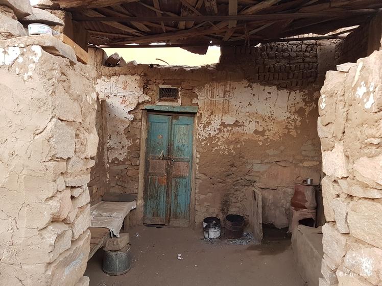 Nubian house Aswan
