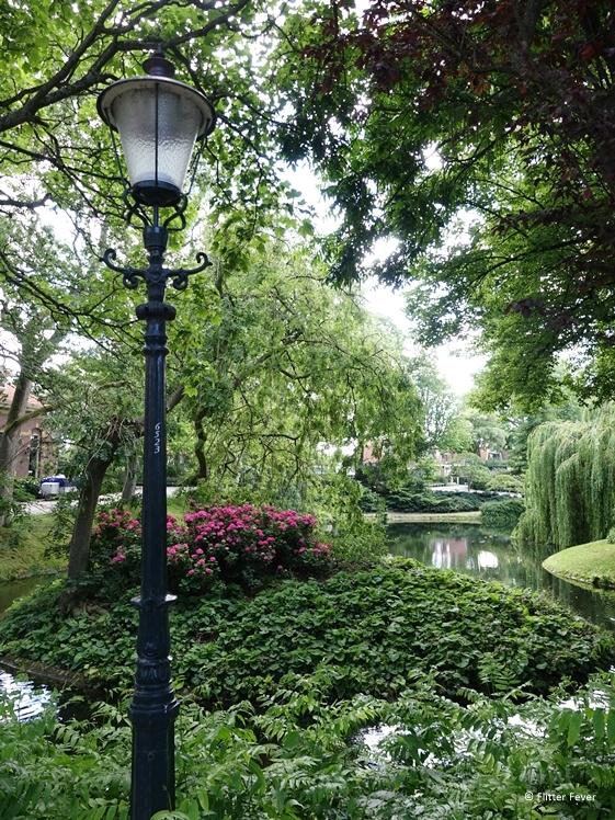 Snouck van Loosenpark Enkhuizen