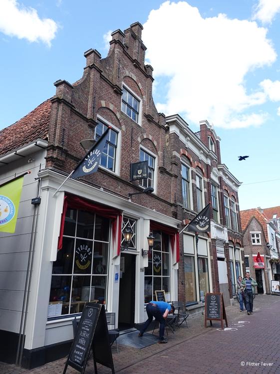 Tydloos Eten & Drinken aan de Westerstraat Enkhuizen