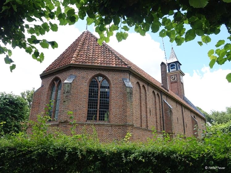 The Wieringer Chapel at the Zuiderzeemuseum