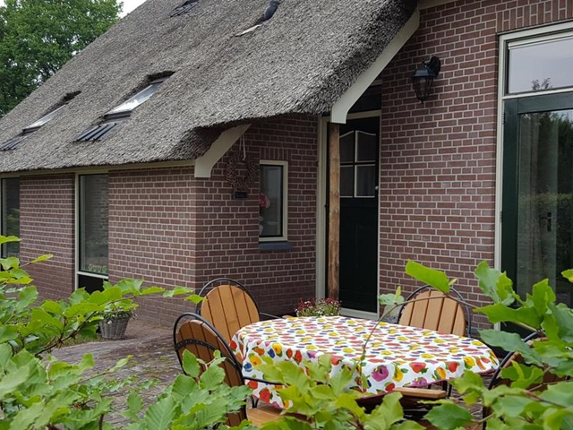 Holiday home holiday farm De Borgh in Westerbork Central Drenthe