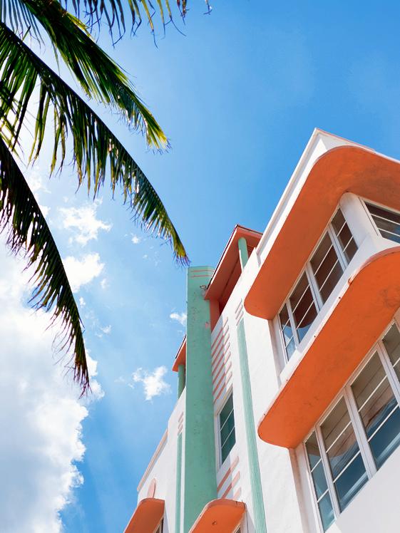 Art deco in Miami South Beach (photo cerdits Jason Briscoe)