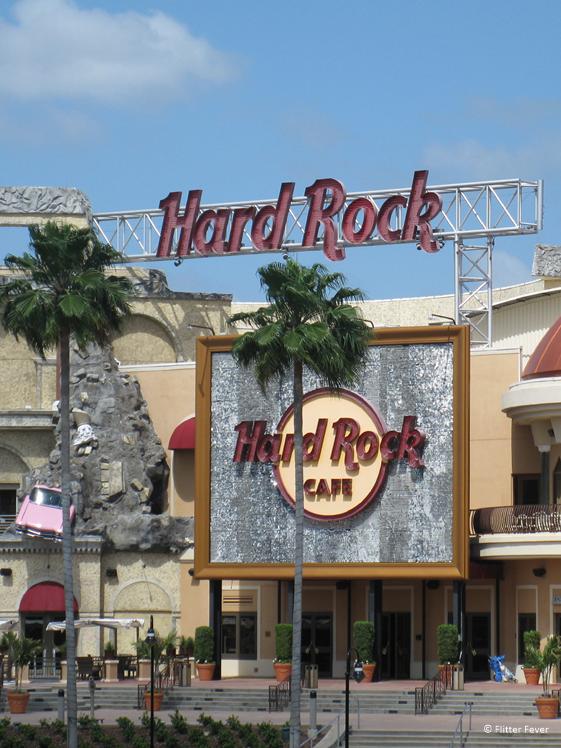 Hard Rock Cafe Universal