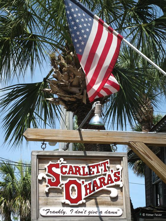 Scarlett O'Hara's St. Augustine Florida
