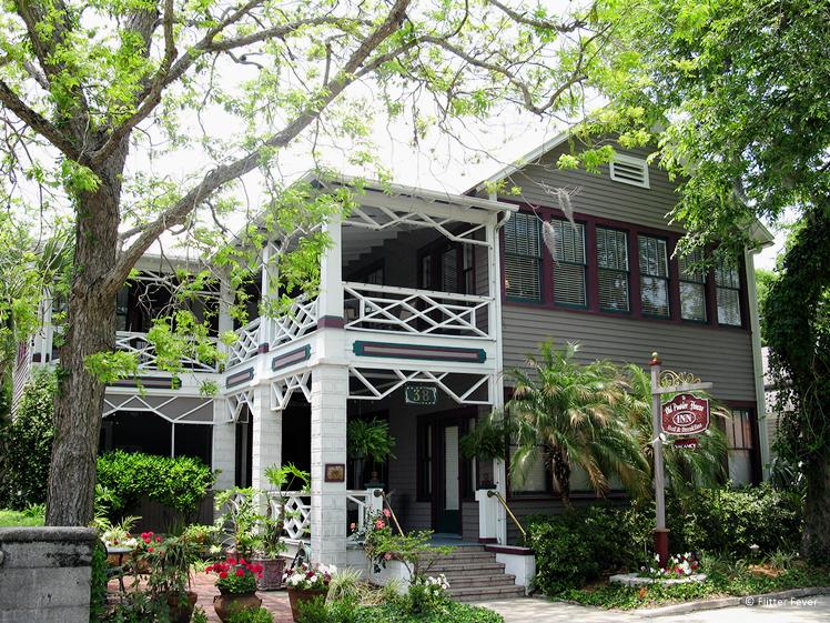 The Old Powder House B&B St. Augustine
