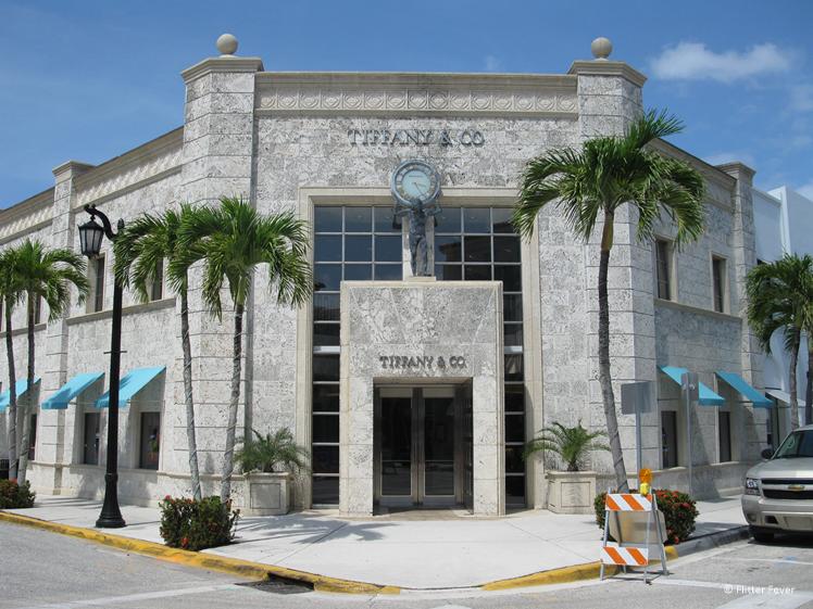 Tiffany & Co in Palm Beach