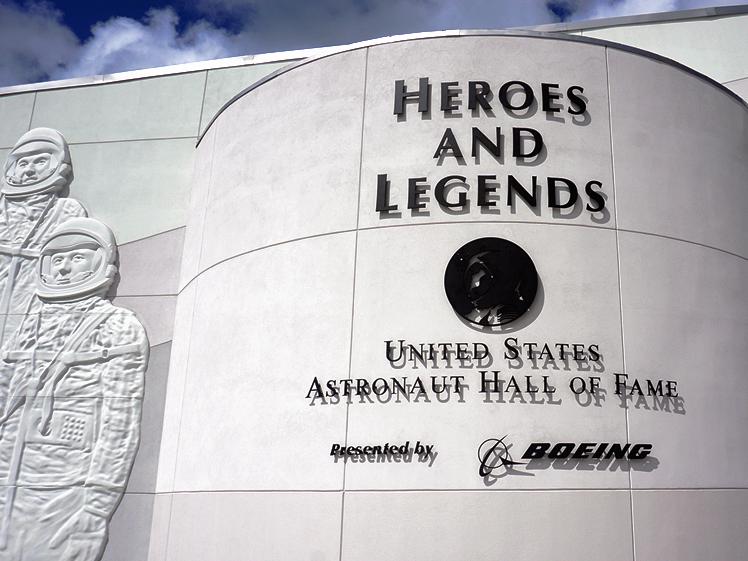 US Astronaut Hall of Fame Florida