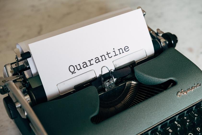 Quarantine obligation in The Netherlands