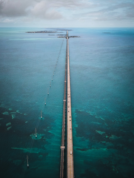 Seven Mile Bridge Keys Florida rondreis