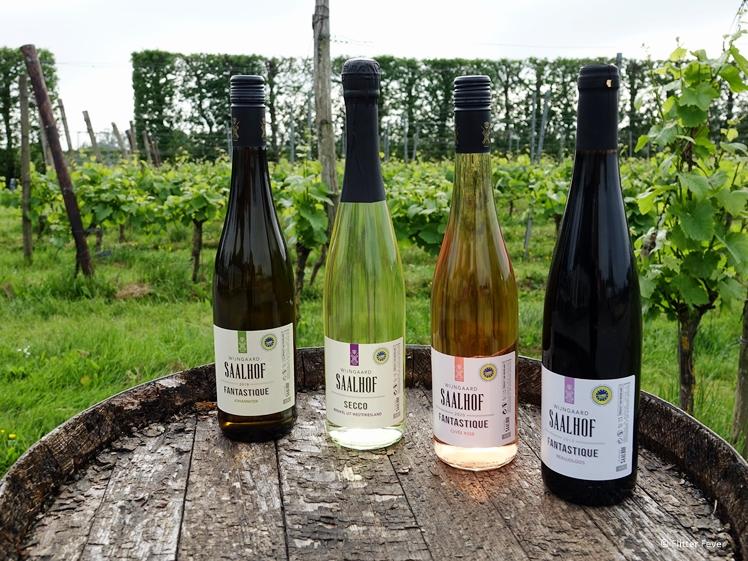 Wijnen van Wijngaard Saalhof Wognum Nederland