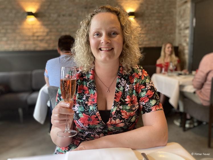 Dineren bij wijnrestaurant Mes Amis in Maastricht