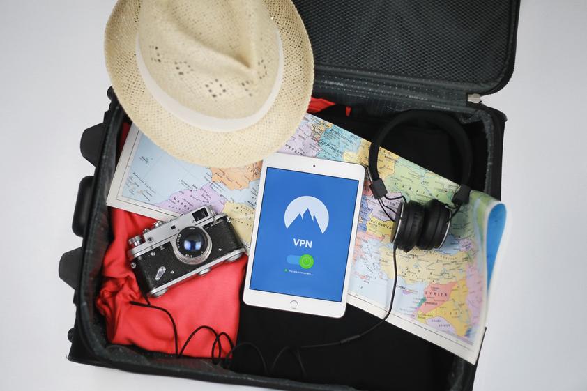 Ga veilig op reis met VPN