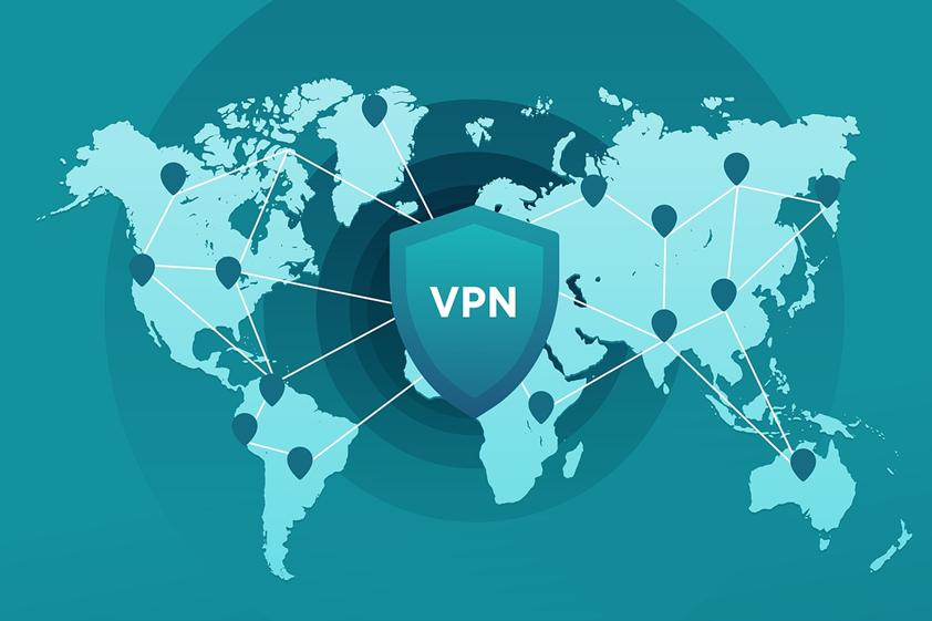 Met VPN kun je veilig over het wereld wijde web surfen