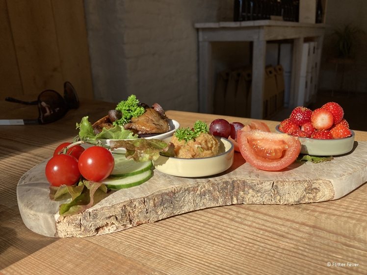 Ontbijten bij Domein Holset in Lemiers Zuid Limburg